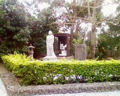 ひめゆりの塔・彫像