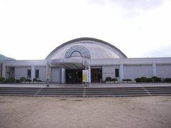カブトガニ博物館外観