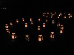 サムエルコッキング苑の灯籠