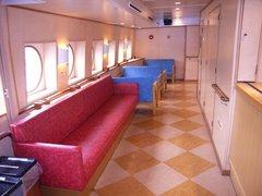パールクィーン船内