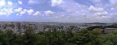 久保田城天守閣からの眺望1.jpg