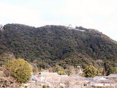 錦帯橋・橋の上から見る岩国城.jpg