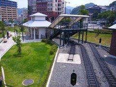 九州鉄道記念館ミニ列車.jpg