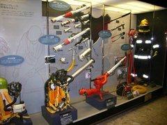 現代の消防装備