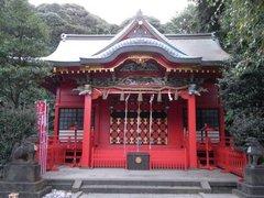 江ノ島神社・中津の宮