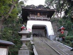 江ノ島神社・竜宮城?