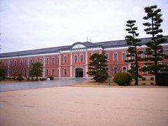 江田島・幹部候補生学校庁舎