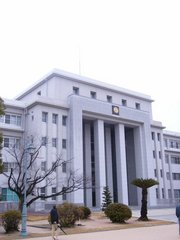 江田島・第一術科学校学生館