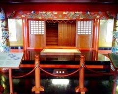 首里城・正殿1階