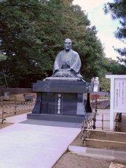 上杉神社上杉鷹山像.jpg
