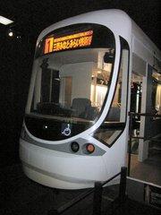 新交通システム運転シミュレータ