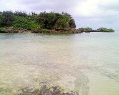 星砂の浜・海