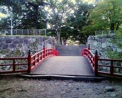 盛岡城・二ノ丸から本丸への橋.jpg