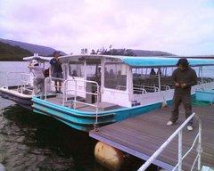 西表島・浦内川遊覧船