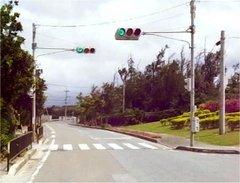西表島の信号2