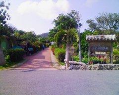 石垣島鍾乳洞入口
