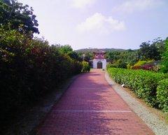 石垣島鍾乳洞入口2