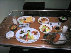 潜水艦の食事