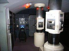 潜水艦司令室