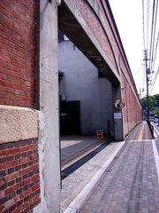 倉敷美観地区・アイビースクエア・代官所正門