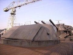 大和セット・前甲板