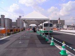 大和西大寺駅前シャトルバス乗り場.jpg