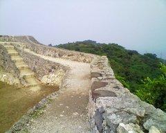 中城城・二の郭城壁1