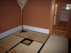津山城・備中櫓・茶室