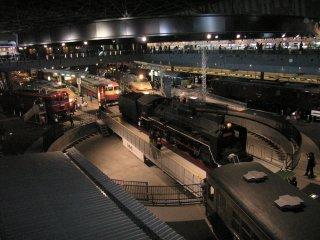鉄道博物館ヒストリーゾーン全景.jpg
