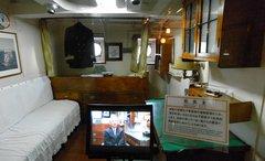 日本丸・船医室