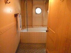 日本丸・船長浴室
