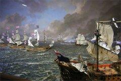 帆船博物館・英蘭海戦