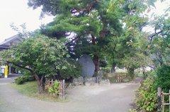 平泉・武蔵坊弁慶の墓.jpg