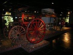 明治時代の消防車