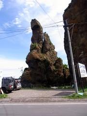 ウトロ・ゴジラ岩1.jpg