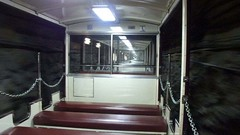 トロッコ列車・トンネルの中.JPG