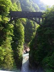 トロッコ列車・水道橋2.jpg
