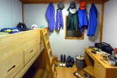 ノシャップ岬・科学館・南極基地の個室内.jpg