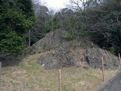 丸亀城・かぶと岩.jpg