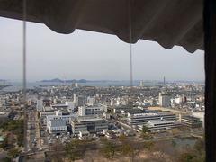 丸亀城・天守閣からの眺め.jpg