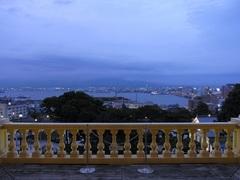 函館・元町公園・旧函館区公会堂・バルコニーからの夜景.jpg