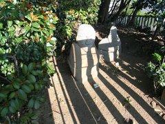 吉備姫王墓・像2.jpg