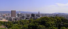 和歌山城・天守閣からの眺め.jpg