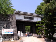 和歌山城・岡口門.jpg