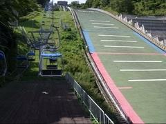 大倉山ジャンプ競技場・リフトより1.jpg
