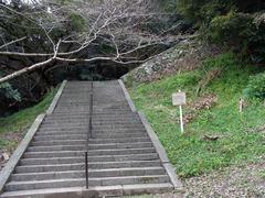 徳島城・西側登り口.jpg