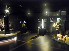 昇仙峡/水晶博物館/展示室.jpg