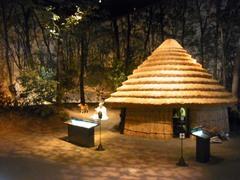 東北歴史博物館/縄文時代/竪穴式住居.jpg