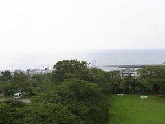 松前城・天守閣からの眺望1.jpg