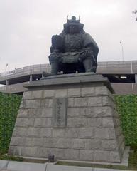 甲府駅前/武田信玄像.jpg